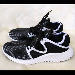 Womens Adidas Run Lux Clima Running Shoes AP9998